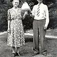 Dorothea and John Holzwarth