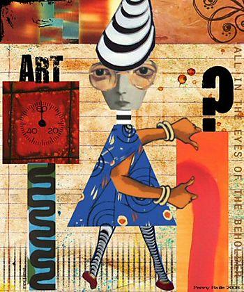 Art Critic BLOG