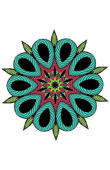 Tangle 13 kalid color BLOG