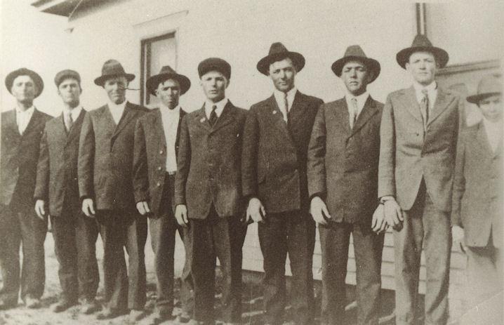 Nine Raile brothers BLOG