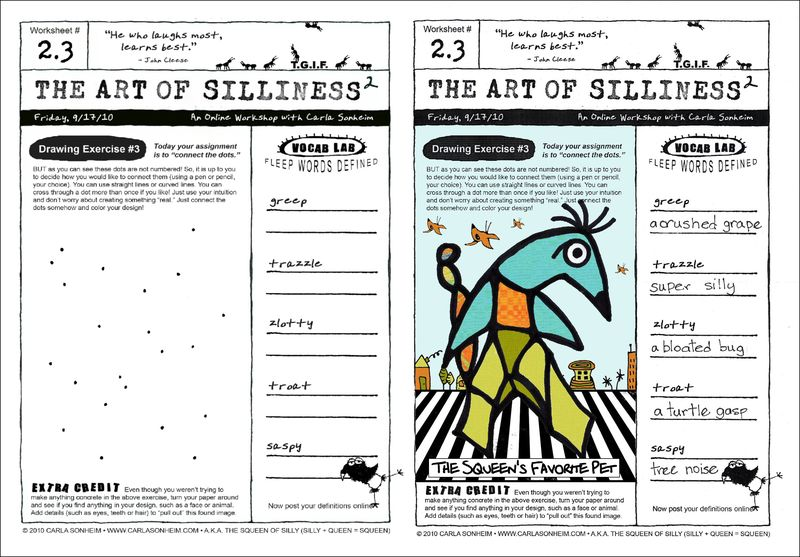 Penny Raile The Art Of Silliness 23 The Squeens Favorite Pet