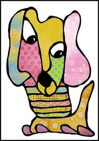 Doggie color