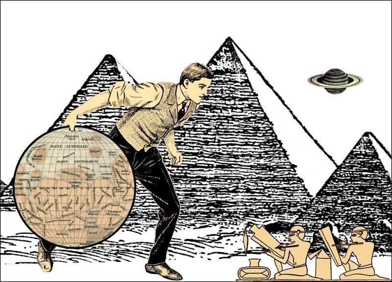 Bowling at the pyramids FL