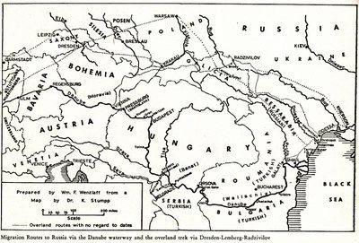 Danube_migration_route_2
