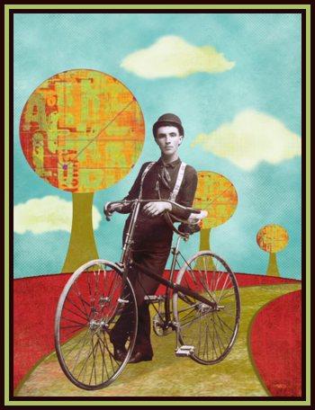 Man_and_bike